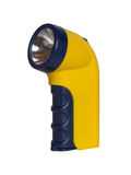 Dyno torch isolated Stock Image