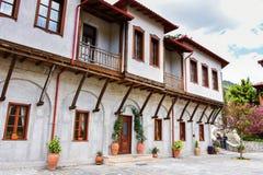 Dyonisos Olymp Mountain monastery Royalty Free Stock Photos