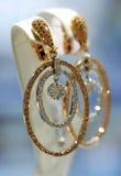 dyra smycken Fotografering för Bildbyråer