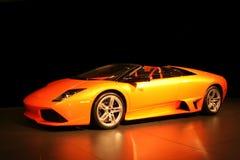 dyra utsmyckade sportar för bil Arkivfoton