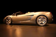 dyra utsmyckade sportar för bil Arkivfoto