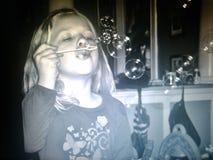 dyrbara bubblor Royaltyfri Bild