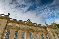 Dyrham Park House, near Bath, Endland royalty free stock photography