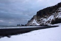 Dyrholaey, Ισλανδία Στοκ Εικόνες