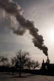 Dyrty smoke Stock Photos