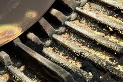 Dysa för olje- gasbrännare Fotografering för Bildbyråer