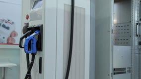 Dysan för bränslepump stock video