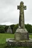 Dysert O'Dea High Cross Stock Image