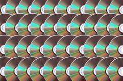 dysków cd rom obraz stock