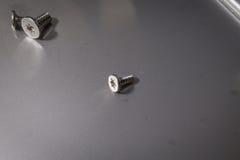 Dysk twardy złomowe elektronika zdjęcie royalty free