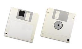 dyska floppy dwa Zdjęcie Royalty Free