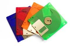 dyska floppy s Zdjęcie Royalty Free
