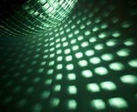 dyskotek światła Zdjęcie Royalty Free