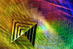 dyskotek światła Obraz Royalty Free