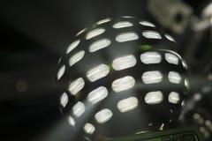 Dyskoteki lightball fotografia stock