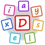 Dyslexia Royalty Free Stock Photography