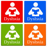 Dyslexia Royalty Free Stock Photography
