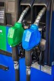 Dysor för bränslepump Royaltyfria Foton