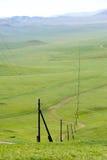 dystansowy elektryczny kreskowy target1905_0_ Zdjęcie Stock
