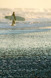 dystansowy surfingowiec Zdjęcie Royalty Free