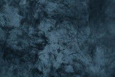 Dyster mörk bakgrund för abstrakt Grunge Royaltyfria Bilder