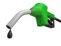 Dystrybutor paliwowa Fotografia Stock
