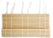 dywan bambusowy Zdjęcie Stock