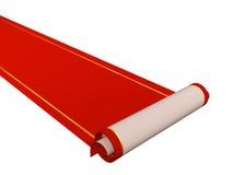 dywanowa czerwień ilustracja wektor