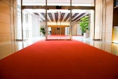 dywanowa czerwień Zdjęcie Royalty Free