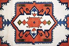 dywanowa kolorowa tekstura Zdjęcie Royalty Free