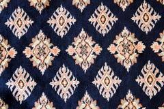 Dywanowa tekstura Fotografia Royalty Free