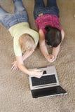 dywanowe kobiety Zdjęcie Royalty Free