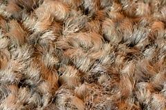 Dywanowy czub tło Zdjęcie Royalty Free