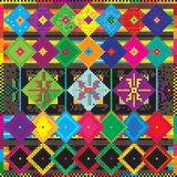 dywanowy ethno Zdjęcie Royalty Free