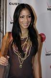 dywanowy Nicole czerwieni scherzinger zdjęcia royalty free
