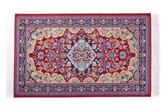 dywanowy zakończenie dywanowa miniatura Fotografia Stock