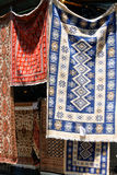 Dywany i kilimy staczający się up obraz royalty free