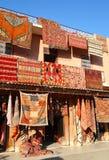 dywany marokańscy fotografia stock