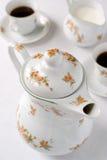 dzbanek herbaty kawowa Obraz Stock