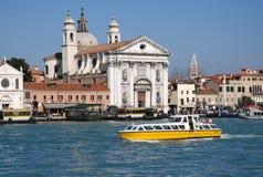 Dzhezuati Kirche, Venedig Lizenzfreie Stockfotografie