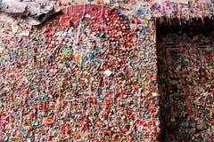 Dziąsło ściana, W centrum Seattle Obrazy Stock