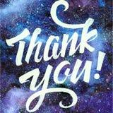 Dziękczynienia kartka z pozdrowieniami akwarela ilustracji