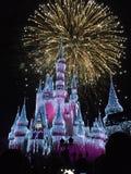 Dziękczynienie fajerwerki fotografia royalty free