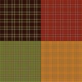 Dziękczynienie szkockie kraty Fotografia Stock