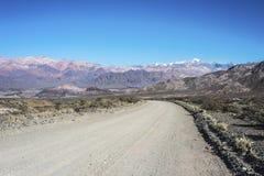 Dział Las Heras w Mendoza, Argentyna Zdjęcie Royalty Free