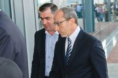 działający gennady kernes Kharkov mayor zdjęcia royalty free