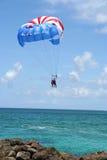 działalność parasailing zdjęcie royalty free