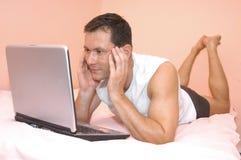 działanie spać Obraz Stock