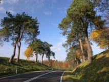działania road, Obraz Stock