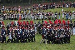 Działania wojskowe Obraz Royalty Free